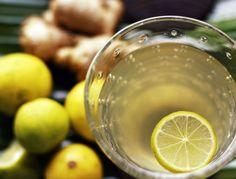La ricetta della bevanda brucia grassi al limone e zenzero -cosmopolitan.it