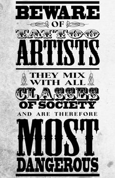 A saying by Queen Victoria. I do feel that artists have the power to make people aware of things, and therefore play an important part in revolutions. (And that this is why some (political) leaders may perceive artists as dangerous.)
