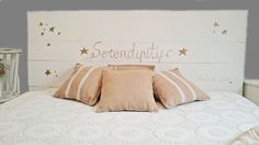 Cabecero blanco Serendipity | Bohemian and Chic