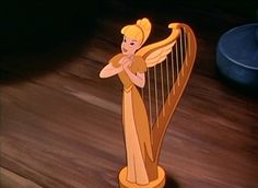 magical fairy harp mickey and the beanstalk - Google Search