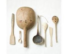 Ancient spoons