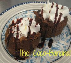 See the Blue Sky: At the Coco, Coco-Banana!