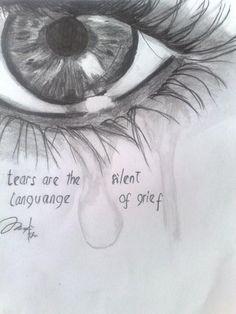 Heartbroken Cry Eye Draw : heartbroken, CRYING, Ideas, Crying, Eyes,