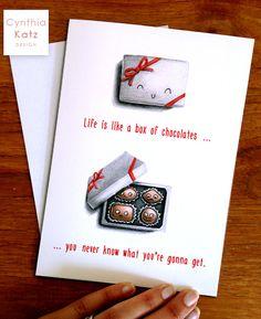 Funny Encouragement Card // Printable Card // by #CynthiaKatzDesign #printablecard #diycard