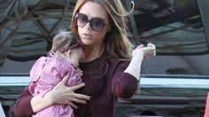 Beckham: Sa fille élue bébé star la plus élégante - Potins.net