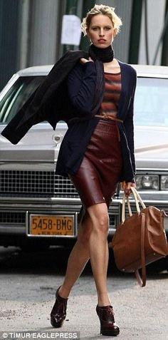 Karolina: Autumn beauty <3 Fashion Style