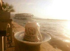 #turkish #coffee #ship #sea #love #wait ⚓
