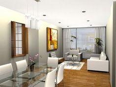 Fotos de Sala y Comedor fotos de decoracion consejos para decorar salas  decoracion de salas