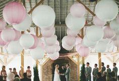 Gebruik lampionnen als verlichting op je bruiloft! | ThePerfectWedding.nl