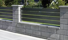 Picture result for fence wall