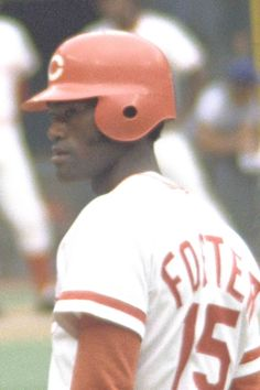 George Foster-Big Red Machine