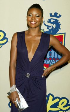 Gabrielle Union Photos Photos - Actress Gabrielle Union arrives at the 2004 Spike TV Video Game Awards at Barker Hanger on December 14, 2004 in Santa Monica, California. - 2004 Spike TV Video Game Awards - Arrivals