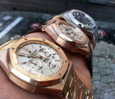 """좋아요 181개, 댓글 9개 - Instagram의 S-TIME 에스타임(@stimekr)님: """"오데마피게는 26320 컬렉션이 정답 😄😁😊 . . #stime #ap #audemarspiguet #royaloak #26320 #watch #watches #luxury…"""""""