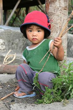**Precious little one - Cambodia   - Explore the World with Travel Nerd Nici, one Country at a Time. http://TravelNerdNici.com