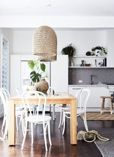 Entire home/apt in Byron Bay, Australia. The Cottage is a one hundred year old home that has been lovingly restored and decorated. Byron Beach, Palm Beach, Beach Cottage Decor, Cottage Chic, Lakeside Cottage, Piece A Vivre, The Design Files, Luxury Accommodation, Decoration Design