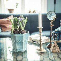 Doften här hemma alltså...👌🏼 Brukar alltid ha de vita men de blå doftar lite starkare va? #newblogpost