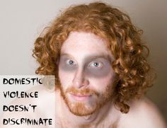 Domestic Violence Doesn't Discriminate