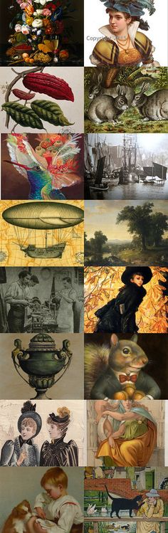 Autumn - Among the Victorians by Linda Voth on Etsy--Pinned with TreasuryPin.com