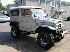 FJ40, FJ45 & FJ55 Toyota Land Cruisers, Land Rovers and Unimogs Call 24/7 (313) 414-3540