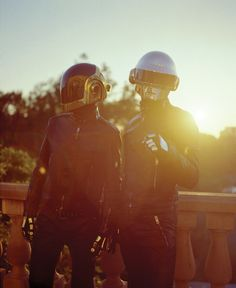 Daft Punk is a multi Grammy Award-winning electronic music duo formed in 1994 in Paris, France, and consisting of French musicians Thomas Bangalter (born 3 January 1975) and Guy-Manuel de Homem-Christo (born 8 February 1974).