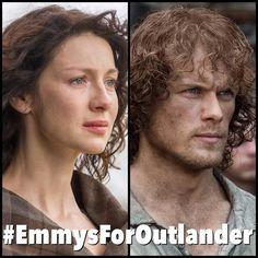 #EmmysForOutlander on Twitter