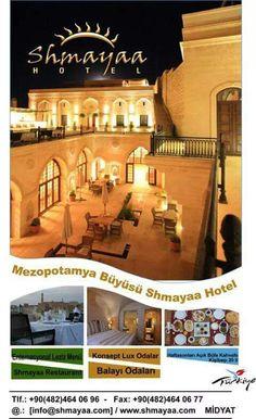 Shmayaa hotel midyat mardin