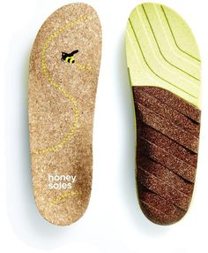 fc1712d78e640 Honey Soles Natural Cork Shoe Insolessize E  fashion  clothing  shoes   accessories