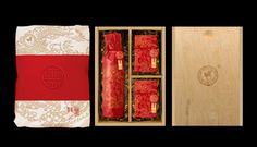 Chinese Wedding Tea Ceremony Pack on Packaging of the World - Creative Package Design Gallery