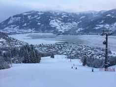 Good Morning aus Zell am See! The Locals, Mount Everest, Good Morning, Mountains, Nature, Travel, Outdoor, Buen Dia, Outdoors