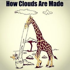 How Clouds are made