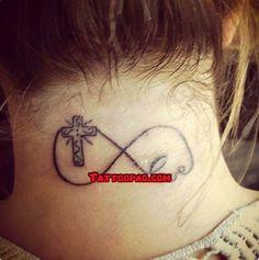 infinity tattoos, tattoo ideas and tattoos. #tattoo #tattoos #ink