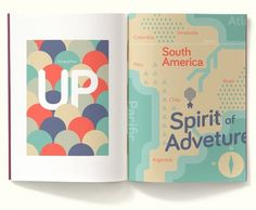 Treasure Map / booklet LH: LOVE COLOR SCHEME FOR MAP & Guide