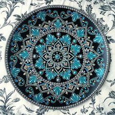 Тарелочка декоративная26 см в диаметреdecorative plate d26 cm
