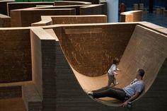 Il labirinto ?El otro, el mismo? dell?architetto brasiliano Carlos Teixeira (Photo©Nelson Kon/Camila Piccolo/Carlos Teixeira)