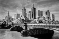 Melbourne Melbourne Skyline, Places To Travel, Places To Visit, Queen Victoria Market, Wonderful Places, It's Wonderful, Queensland Australia, Melbourne Australia, Land Of Oz