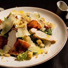 Caesar salad  #restaurant #Plovdiv #food #dinner Caesar Salad, Restaurant, Dinner, Instagram, Food, Dining, Diner Restaurant, Food Dinners, Essen