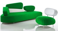 Yay! Nice - want this in my office - Mosspink, modern furniture collection from Bruehl 1