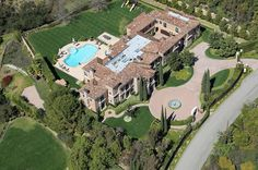 John Forgety's Mansion Listed from $23.5 Million