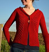 Ravelry: Kersen pattern by Linda Wilgus