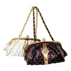Chic PU Small Clutches