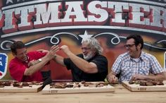 "Tonight is your chance to catch Austin pitmaster Aaron Franklin's debut as a judge on the new season of ""BBQ Pitmasters,"" which debuts at 9 p.m. on the Destination America channel. Photo from Destination America."