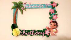 Moana Birthday Party Theme, Moana Themed Party, Luau Theme Party, Colorful Birthday Party, Birthday Party Centerpieces, Moana Party, Hawaiian Birthday, Luau Birthday, 4th Birthday Parties