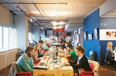 シェアリングエコノミーで人をつなぐオランダ発のコワーキング [Seats2meet.com] | ISSUES | WORKSIGHT