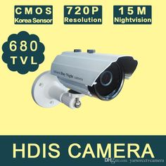 2015 Cheap Home Korea CMOS 680TVL 3 H.led Waterproof HDIS 680TVL 3 H.LED CCTV Camera With Good Night Vision Without Bracket Online with $29.32/Piece on Yarsorcctvcamera's Store | DHgate.com