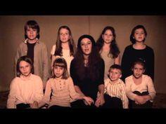 VÁNOČNÍ MODLITBIČKA - Kristýna Peterková & děti - YouTube
