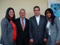 Publicado el 21 de enero de 2009 Revista El Cañero: Ministro RD se reúne con turoperadores en Miami