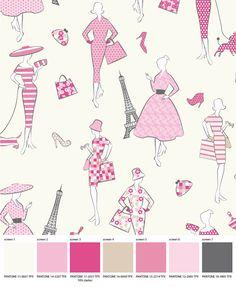 UK/_ EG/_ Cotton Linen Paris Eiffel Tower Pattern Rectangle Tablecloth Kitchen Acc