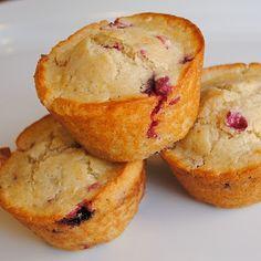 Cranberry - Orange Muffins
