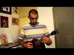 Blackbird-The Beatles: Ukulele Tutorial by Matt Argo - YouTube