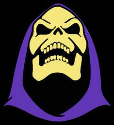 80's Cartoon Classic He-Man & the Masters of the Universe Skeletor Head custom tee Any Size Any Color by ZuulsStash on Etsy https://www.etsy.com/listing/474601410/80s-cartoon-classic-he-man-the-masters